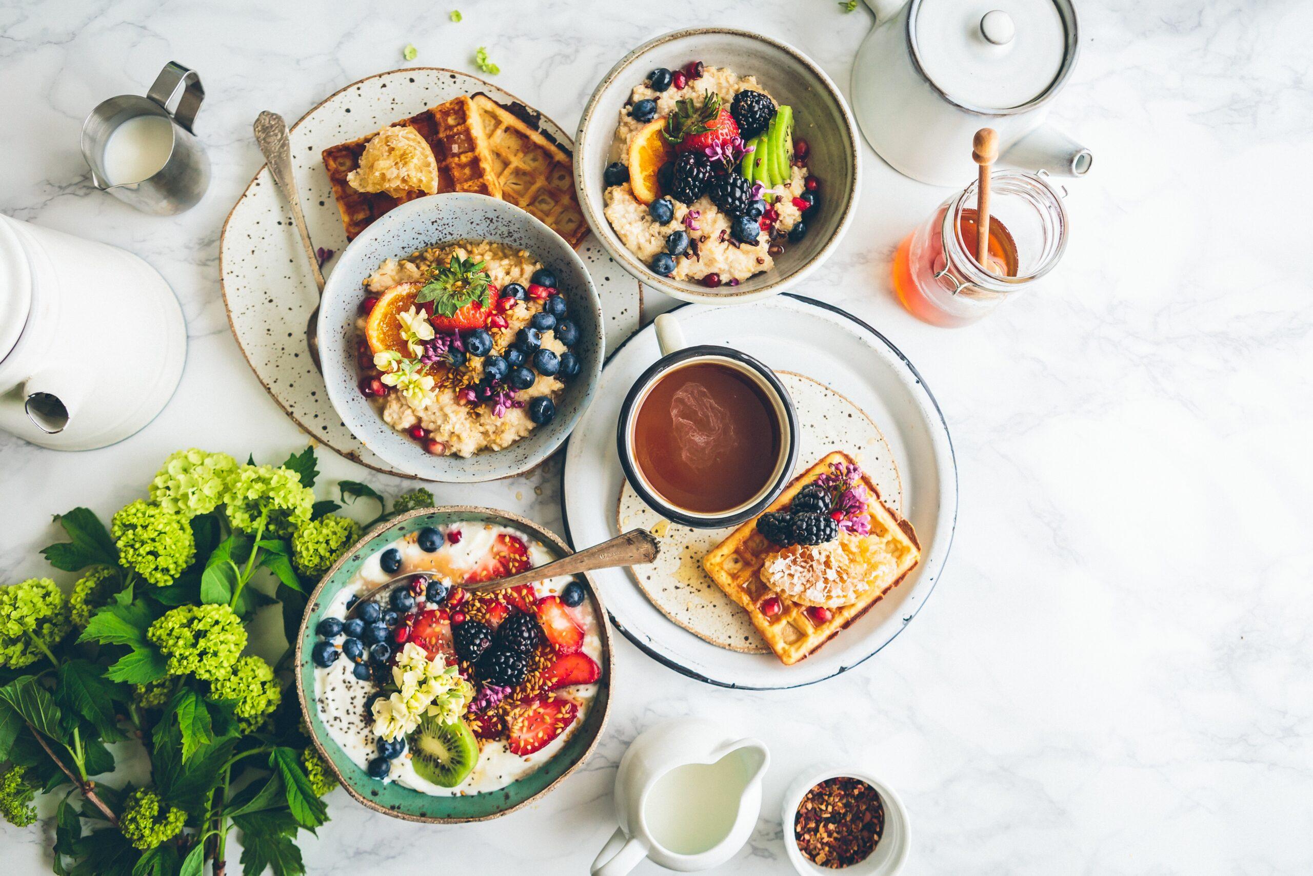 Zdrowe śniadanie, fot. unsplash.com