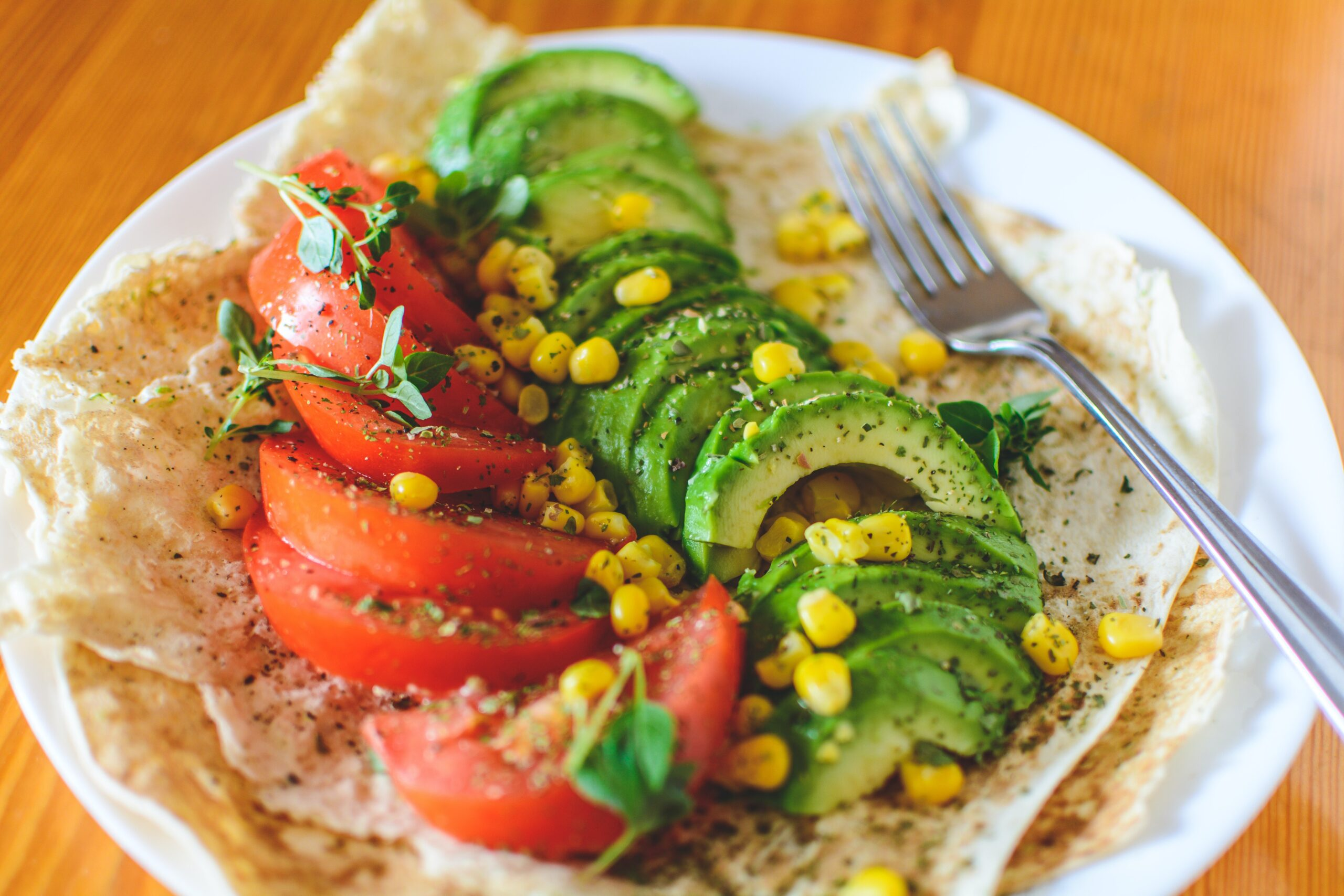 Diety wegetariańskie, fot. pexels.com