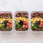 Meal prep – poradnik jak szybko i sprawie przygotować posiłki na cały tydzień