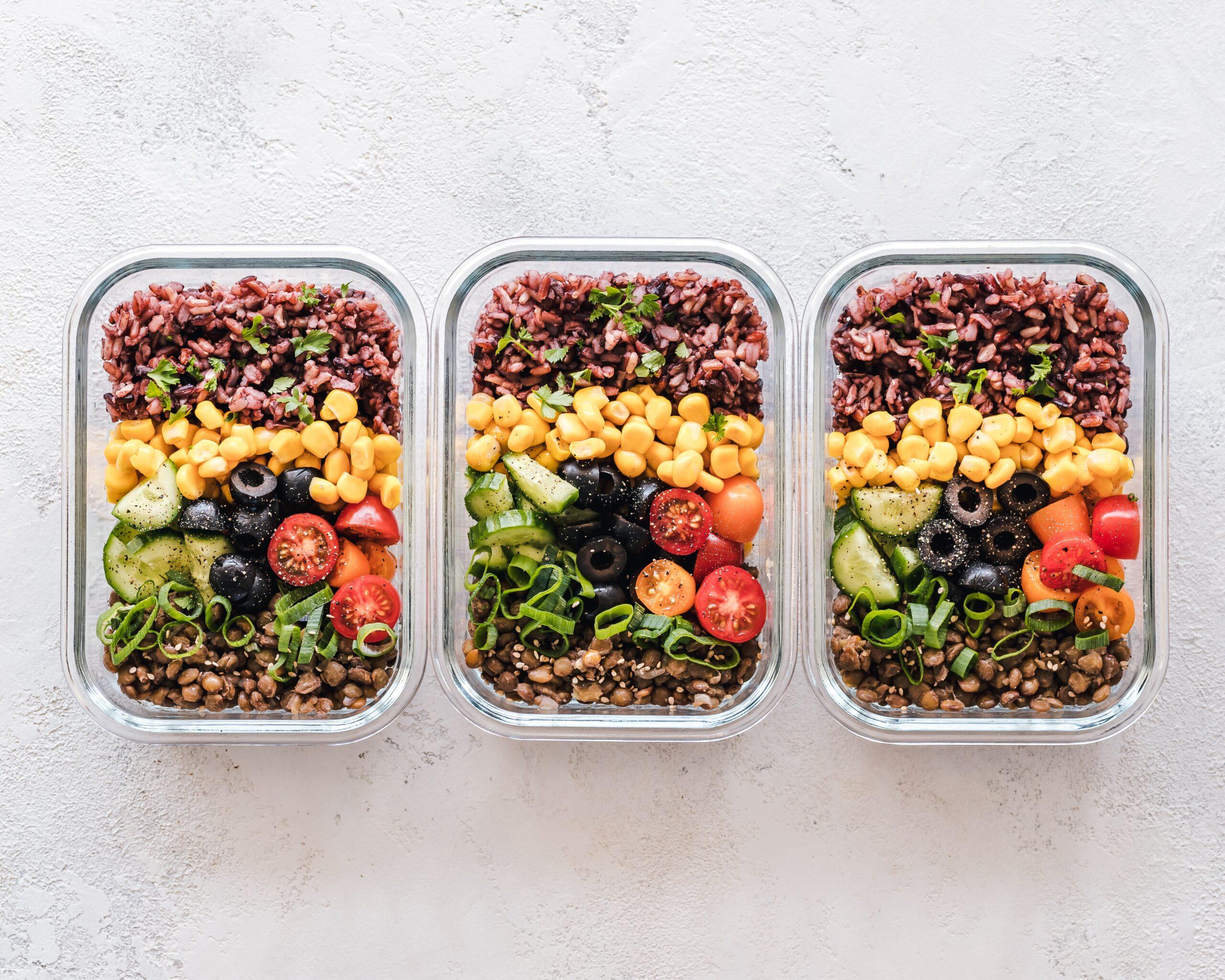 Meal prep, fot. pexels.com